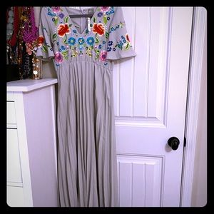 NWT ASOS maternity maxi dress